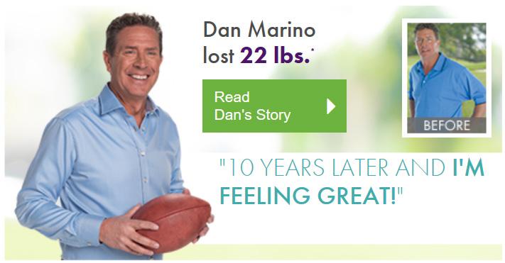 Weight loss pills commercials