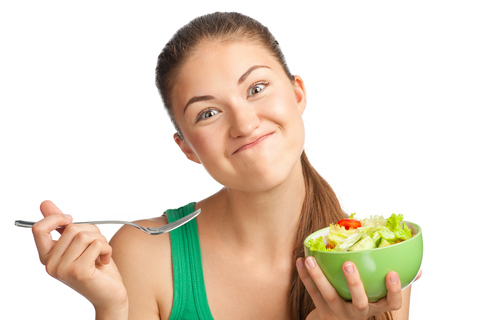 How to lose weight without exercise- chew food slowly