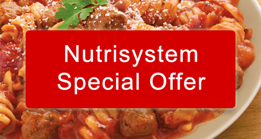 Nutrisystem Promo Code: Special Offer Instant Discount September 2019