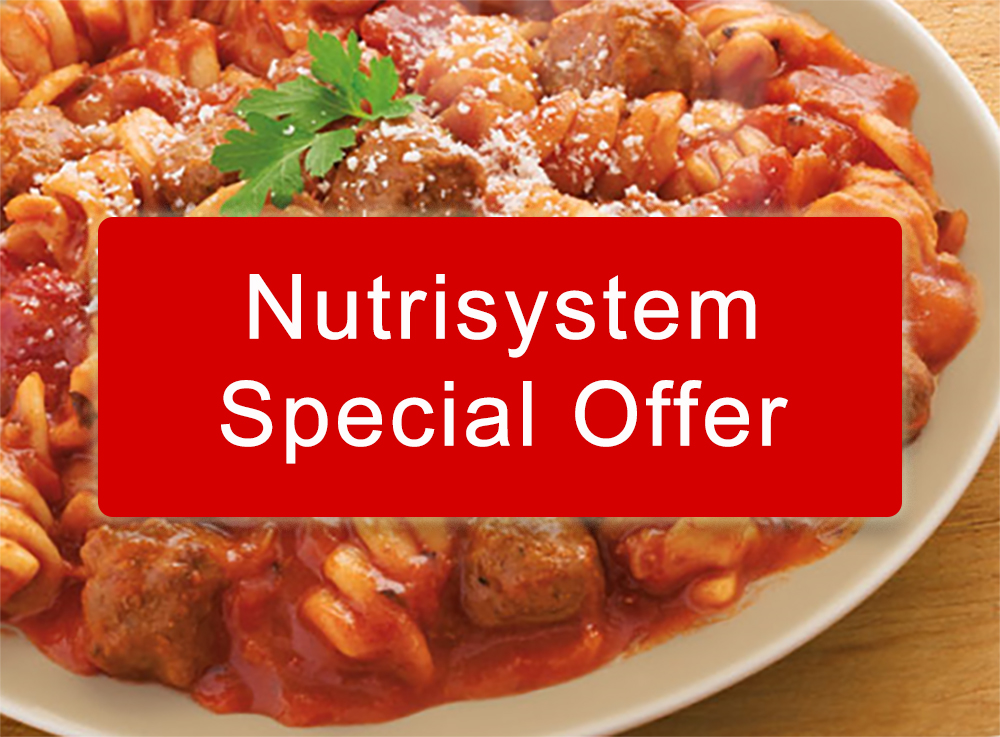 Nutrisystem Promo Code: Special Instant Discount | November 2018