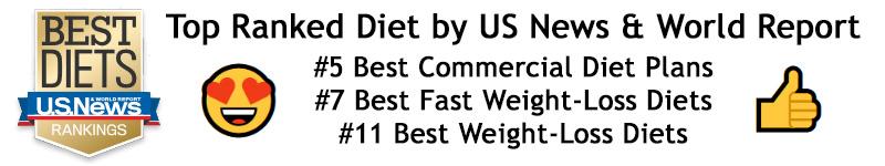 Nutrisystem Diet Ranking