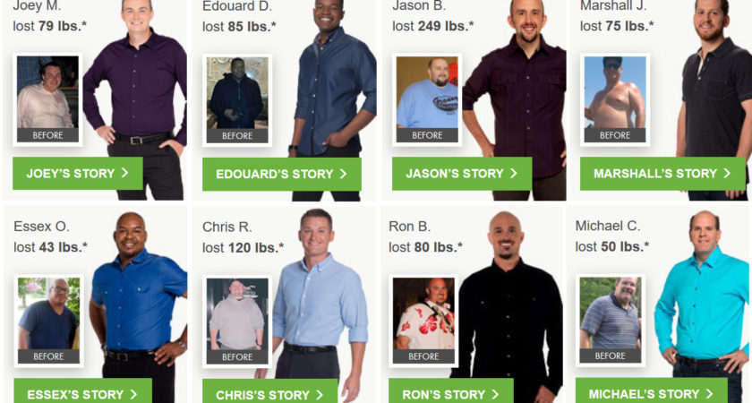 Nutrisystem For Men Reviews: Here's The Real Scoop